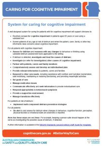 Thumbnail of a system for caring for Cognitive impairment
